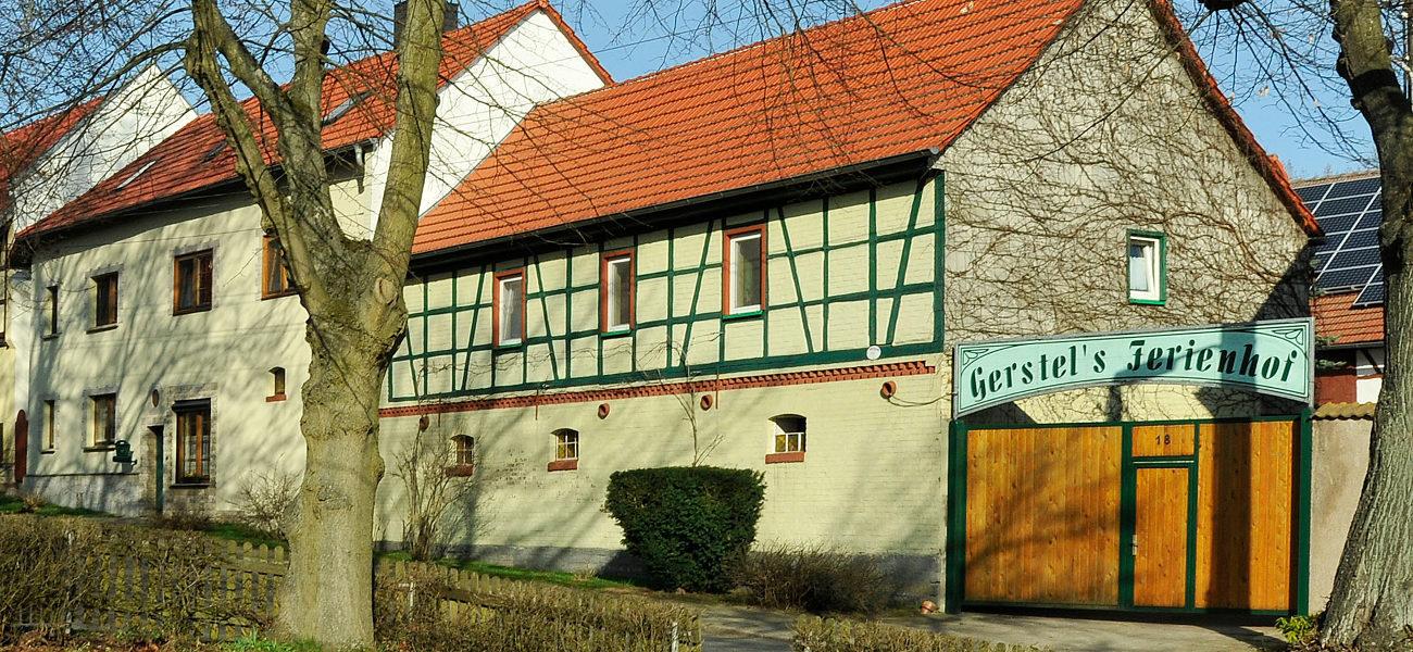 Ferienhof Gerstel Craula Außenansicht